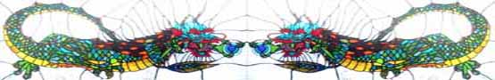 two dragons logo